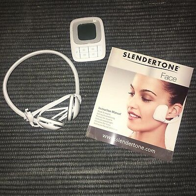 Slendertone Face Anti-Aging Toner Boxed w Manual and Step by Step Guide