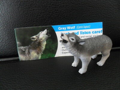 Yowie Is Back 2017 New Release * Gray Wolf  + Papers * Will Combine Postage
