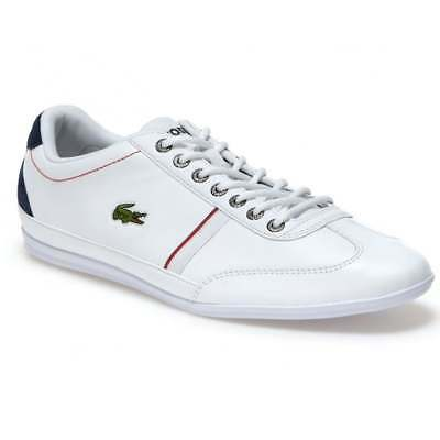 b4df6805ccb094 LACOSTE MISANO SPORT 118 1 CAM White   Navy (N29) 7-35CAM0083-042 ...
