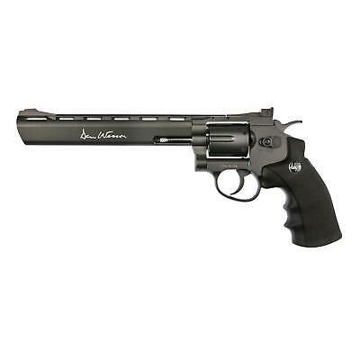 "Softair - Revolver - Dan Wesson 8"" CO2 NBB-F- 6mm ASG"