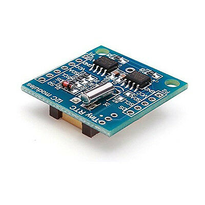 Arduino Module Tiny Rtc DS1307 Real Time Clock Date Time Calendar