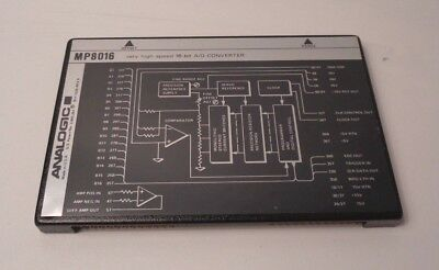 Analogic MP8016 Very High Speed A/D Converter