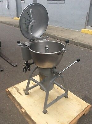 Hobart VCM-40 Verical Mixer Cutter 40Qt