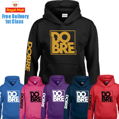 Marcus Lucas DOBRE BROTHERS Kids Hoodie Sweater youtube Music TV Boys Girls gift