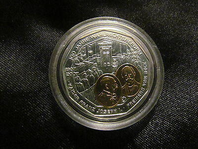 Coin Austria 100 Years Electoral reform Silver/Gold ST Commemorative coin