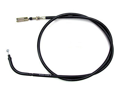 Motion Pro Black Vinyl Rear Hand Brake Cable for Suzuki LTA 500F Vinson Auto 200