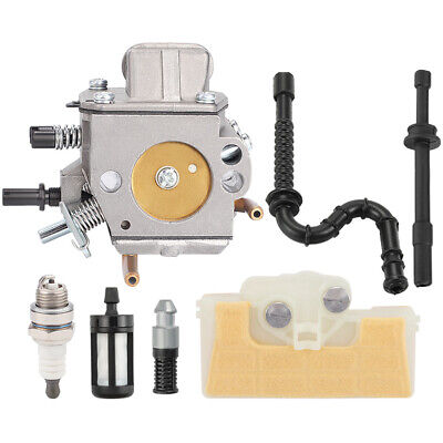 11271200650 Carburetor Air filter Tune UP Kit Stihl 029 MS290 039 MS390 Chainsaw