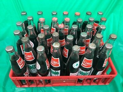 Coca-Cola Bottles - Assorted NASCAR