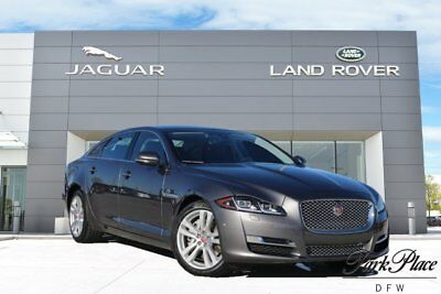 2016 Jaguar Xjl  Parking Assist Package Panoramic Roof Bluetooth Rear Camera Low Miles
