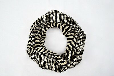 75464d69fc1bc ARDENE WOMENS BROWN Sparkly Knit Infinity Loop Scarf - $6.83 | PicClick