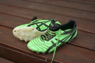 Afl Vfl Football Footy Boots Asics Lethal Flash Ds3 27Cm 9 Us Euro 42.5