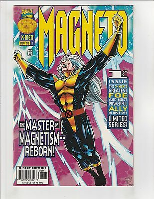 Magneto (1996)  #1 NM- 9.2 Marvel Comics X-Men