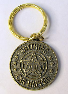 1984 Anything Can Happen SEATTLE MARINERS Keychain key chain GNA