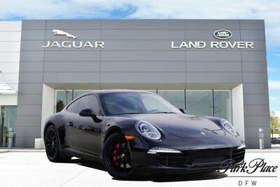 2012 Porsche 911  PDK Black Wheels Power Steering Plus Dynamic Light System Bose
