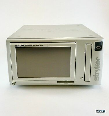Stryker SDC Ultra HD Information Management System 240-050-988