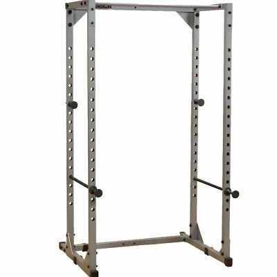 Powerline Gym Rack Bench and Weight Tree
