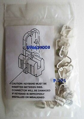 27 Pcs. Allen-Bradley S96639008 P-395 Backplane Connector Keybands for PLC