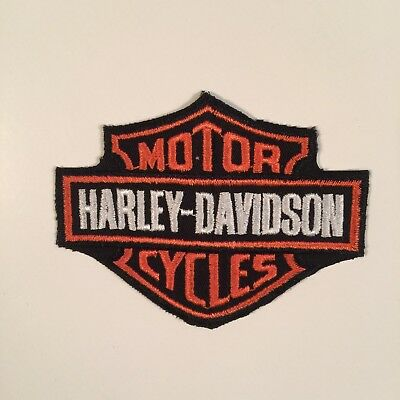 Harley-Davidson Motor Cycles Patch