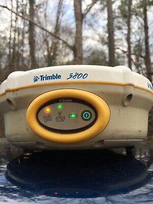 TRIMBLE 5800 GPS RECEIVER - 450 - 470 mHz