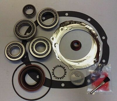 FORD 9 INCH Diff Rebuild Kit Complete Carrier + Pinion Bearings, Seals,  Shims