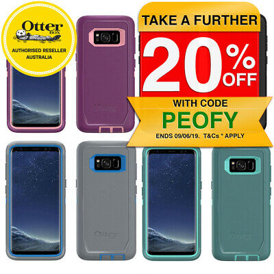 finest selection 3463c e429b OTTERBOX DEFENDER RUGGED Screenless Case/Cover for Samsung Galaxy S8+ Plus