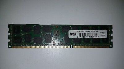 MICRON MT36JSF1G72PZ-1G4M1HE (1X8GB) 1333MHZ PC3-10600 ECC registered DDR3 RAM