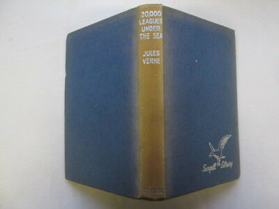 Good - 20,000 Leagues under the Sea - Jules Verne 1959-01-01 Foxing/tanning to e