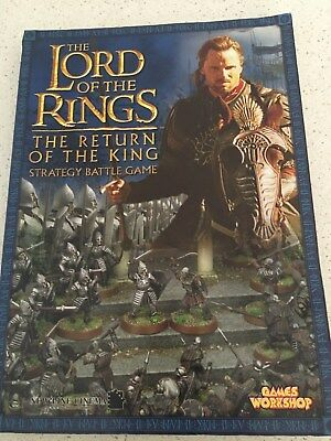 LOTR Strategy Battle Game : The Return of the King  by Games Workshop