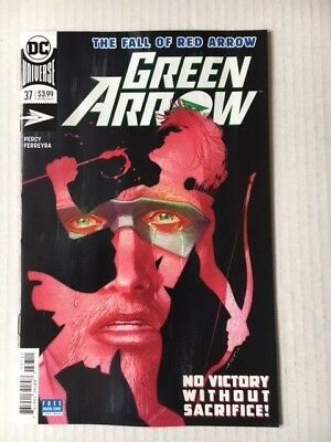 DC Comics: Green Arrow #37 (2018) - BN - Bagged and Boarded