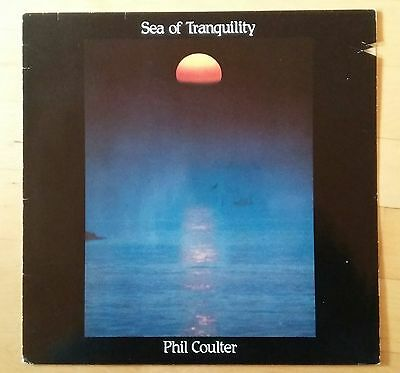 PHIL COULTER LP  Sea of tranquility