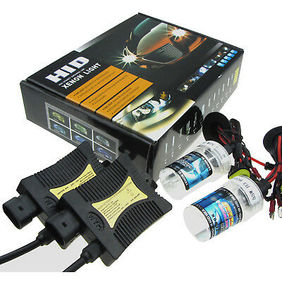 Xenon 55W HID Headlight Conversion KIT H1/H3/H4/H7/H11/9005/9006/880/881/9004
