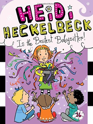 Coven Wanda/ Burris Priscil...-Heidi Heckelbeck Is The Be (US IMPORT)  HBOOK NEW