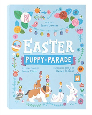 Lawler, Janet-Easter Puppy Parade  (Us Import)  Book New
