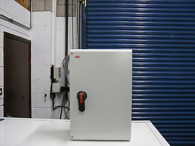 ABB Switch Fuse Enclosure 400amps - 4 Pole