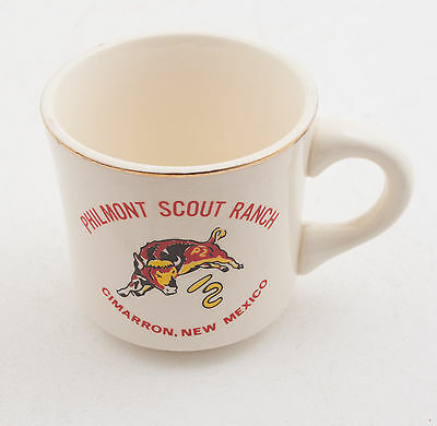 Philmont Scout Ranch Boy New Mexico America BSA Coffee Cup Mug (D5R-19)