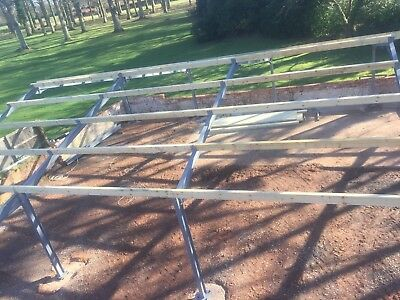 60 x 30 x 12ft agricultural, farm, industrial, steel, building portal frame