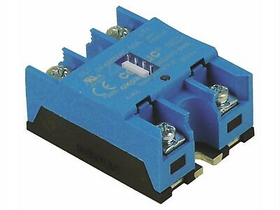 Solid State Relay Celduc 2 Phase 50A 24-600V 7.5-25Vdc 4000589 30280533 4000453P