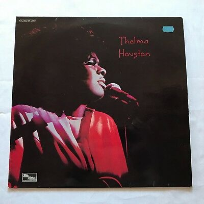 Thelma Houston, Retro, Musik, Music, Schallplatte, LP, 4/48
