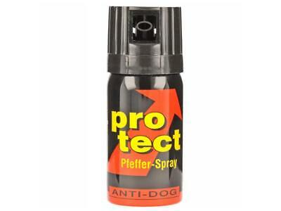 Spray autodifesa/difesa personale/aggressione/sicurezza/emergenza 40 ml