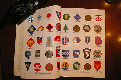 Rare 1943 WW2 Patches Badges Ranks Insignia Guide Army USMC Navy Air Corps Force