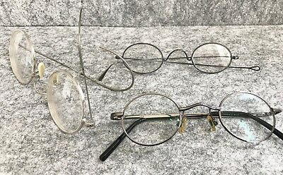 Lot of Three Vintage Eyeglasses, Excellent Condition