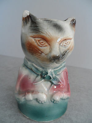Ancienne Tirelire Chat Collection A Casser St Clement/ Onnaing/ /orchies  ???