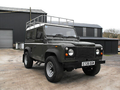 1980 Land Rover Defender Station Wagon Land Rover Defender 90 2.5td totally original condition outstanding condition