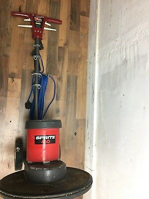 victor sprite 450 electric floor cleaner/polisher/buffer