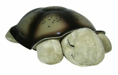 Cloud B Twilight Turtle Constellation Nightlight Mocha New