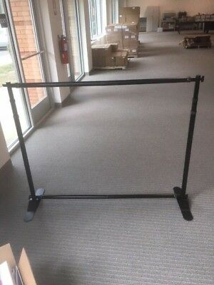 Banner Stand with travel Case