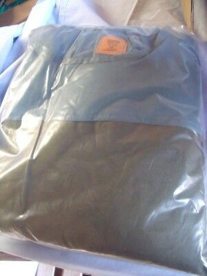 NEW Dowling Phoenix Industries MFG. Surgical Operating Gown Large 100% Cotton!