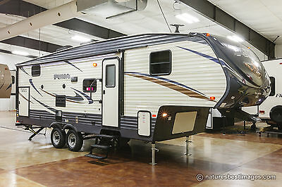 New 2018 259RBSS Lite Bunkhouse 5th Fifth Wheel Travel Trailer Double Bed Bunks