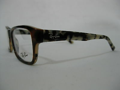 27237097a6194 Brand New 100% Authentic Ray-Ban RB5268 5676 RX5268 Eyeglasses Frame 52MM