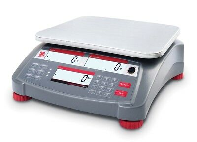 OHAUS Ranger® 4000 Counting Scales - RC41M15 AM, 30 x .001 lb (30236941)